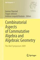 Combinatorial Aspects of Commutative Algebra and Algebraic Geometry