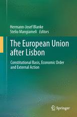 The European Union after Lisbon
