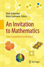 An Invitation to Mathematics