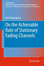 On the Achievable Rate of Stationary Fading Channels