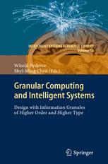 Granular Computing and Intelligent Systems