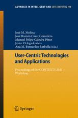 User-Centric Technologies and Applications