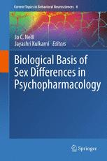 Biological Basis of Sex Differences in Psychopharmacology