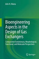 Bioengineering Aspects in the Design of Gas Exchangers