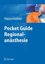 Pocket Guide Regionalanästhesie