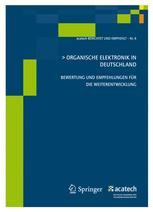 Organische Elektronik in Deutschland