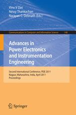 Advances in Power Electronics and Instrumentation Engineering