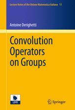 Convolution Operators on Groups