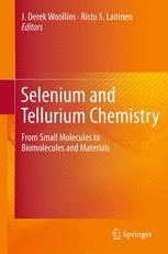 Selenium and Tellurium Chemistry
