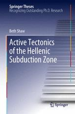 Active tectonics of the Hellenic subduction zone