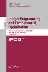 Integer Programming and Combinatoral Optimization
