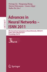 Advances in Neural Networks – ISNN 2011