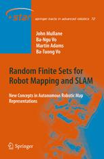 Random Finite Sets for Robot Mapping and SLAM