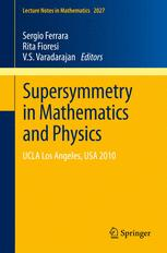 Supersymmetry in Mathematics and Physics