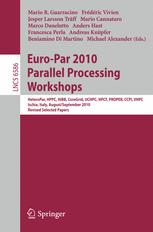 Euro-Par 2010 Parallel Processing Workshops