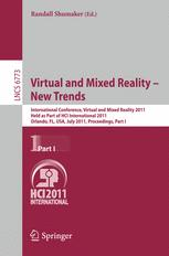Virtual and Mixed Reality - New Trends
