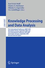 Knowledge Processing and Data Analysis