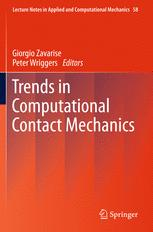 Trends in Computational Contact Mechanics