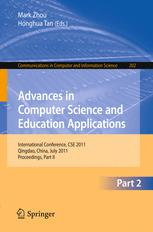Advances in Computer Science and Education Applications