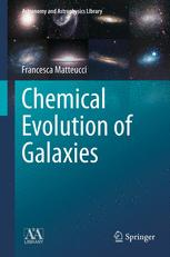 Chemical Evolution of Galaxies