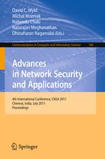 Advances in Network Security and Applications