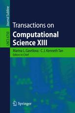 Transactions on Computational Science XIII