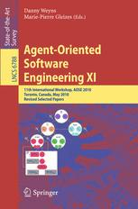 Agent-Oriented Software Engineering XI