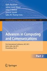 Advances in Computing and Communications