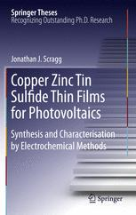Copper Zinc Tin Sulfide Thin Films for Photovoltaics