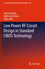 Low Power RF Circuit Design in Standard CMOS Technology
