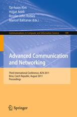 Advanced Communication and Networking