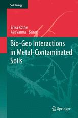 Bio-Geo Interactions in Metal-Contaminated Soils