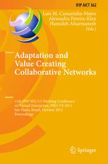 Adaptation and Value Creating Collaborative Networks