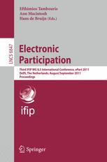 Electronic Participation