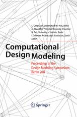Computational Design Modelling