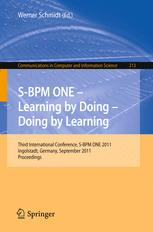 S-BPM ONE - Learning by Doing - Doing by Learning