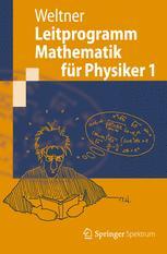 Leitprogramm Mathematik für Physiker 1