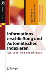 Informationserschließung und Automatisches Indexieren