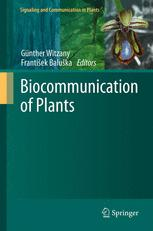 Biocommunication of Plants