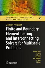 Finite and Boundary Element Tearing and Interconnecting Solvers for Multiscale Problems