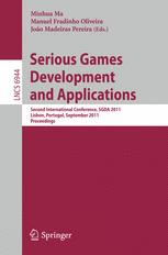 Serious Games Development and Applications