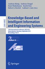 Knowlege-Based and Intelligent Information and Engineering Systems