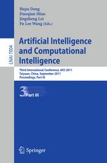 Artificial Intelligence and Computational Intelligence