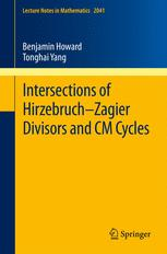 Intersections of Hirzebruch–Zagier Divisors and CM Cycles