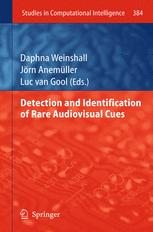 Detection and Identification of Rare Audiovisual Cues