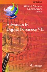 Advances in Digital Forensics VII