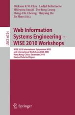 Web Information Systems Engineering – WISE 2010 Workshops