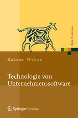 Technologie von Unternehmenssoftware