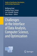 Challenges at the Interface of Data Analysis, Computer Science, and Optimization