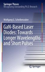GaN-Based Laser Diodes
